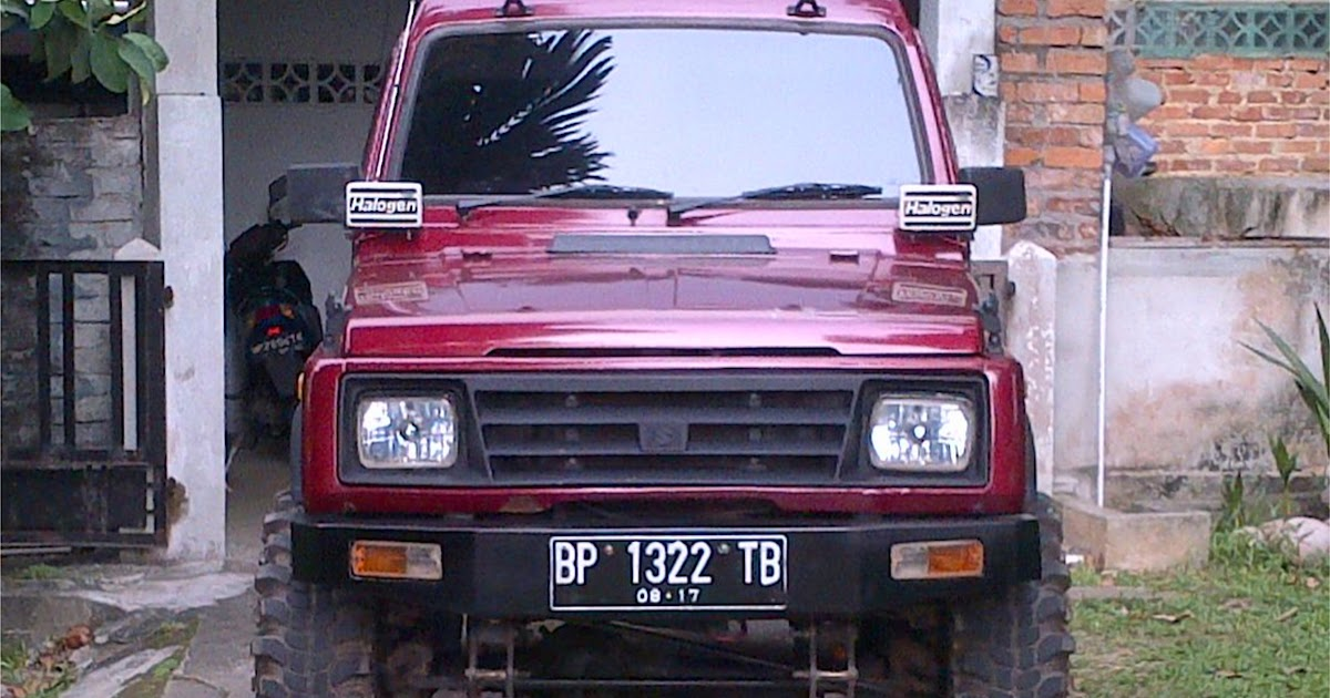 Wiring Diagram Jimny