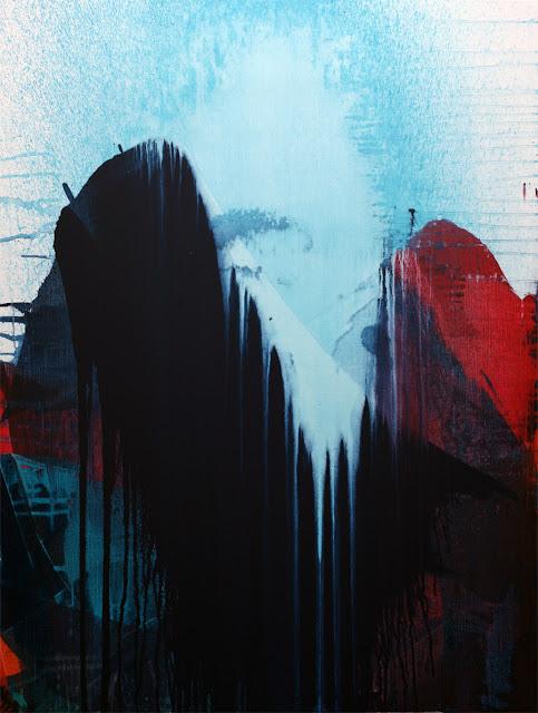 artiste peintre jbb abstraction lyrique
