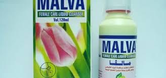 سعر ودواعى إستعمال مالفا Malva غسول مهبلى