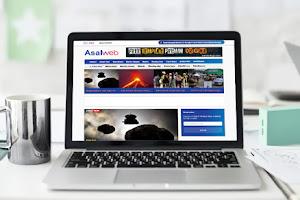 Asalweb Redesign Magazine Blogger Template