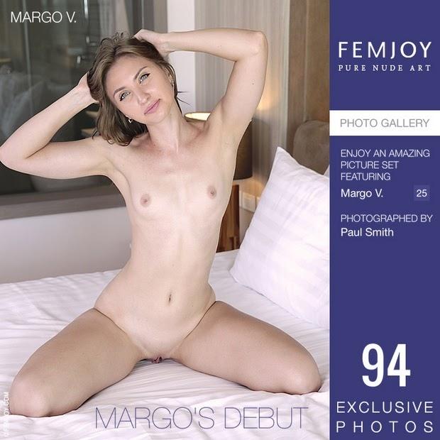 [FemJoy] Margo V - Margo's Debut
