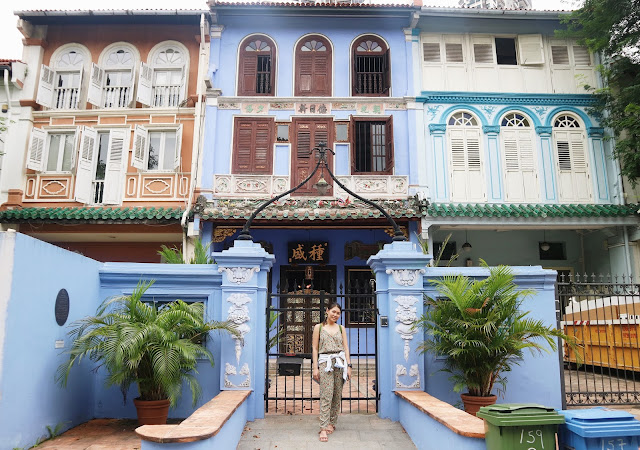 Baba House Singapore