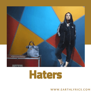 Haters lyrics