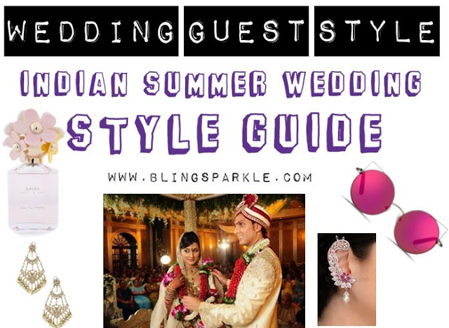 dress up for indian summer wedding