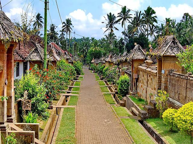 Salah satu desa di indonesia terpilih sebagai Desa Terbersih di Dunia