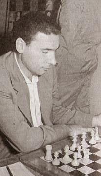 El ajedrecista del Club Ajedrez Tarragona Josep M. Recasens