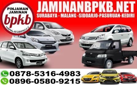Pinjaman uang jaminan bpkb di Surabaya