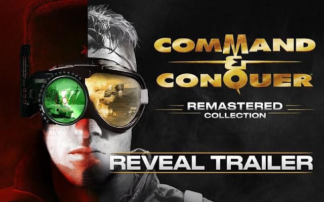 تحميل لعبة Command And Conquer Remastered Collection مجانا للكمبيوتر