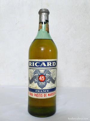 Y se diu Ricard, com lo licor pastís:
