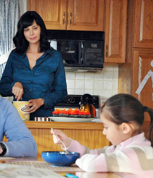 Motherhood in 40's is easier for Catherine Bell | Catherine Bell