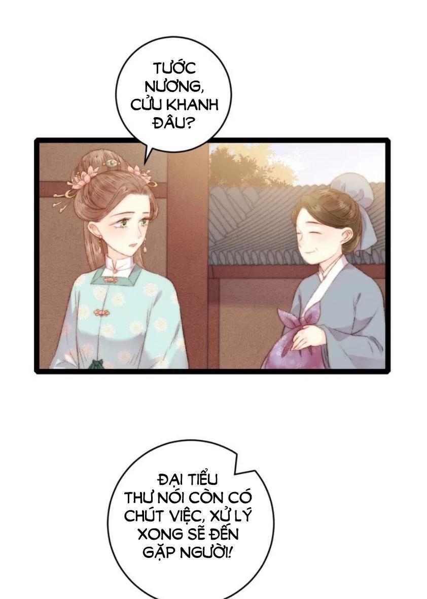 Nàng Phi Cửu Khanh - Thần Y Kiều Nữ chap 54 - Trang 22