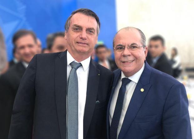 Resultado de imagem para Bolsonaro Hildo Rocha