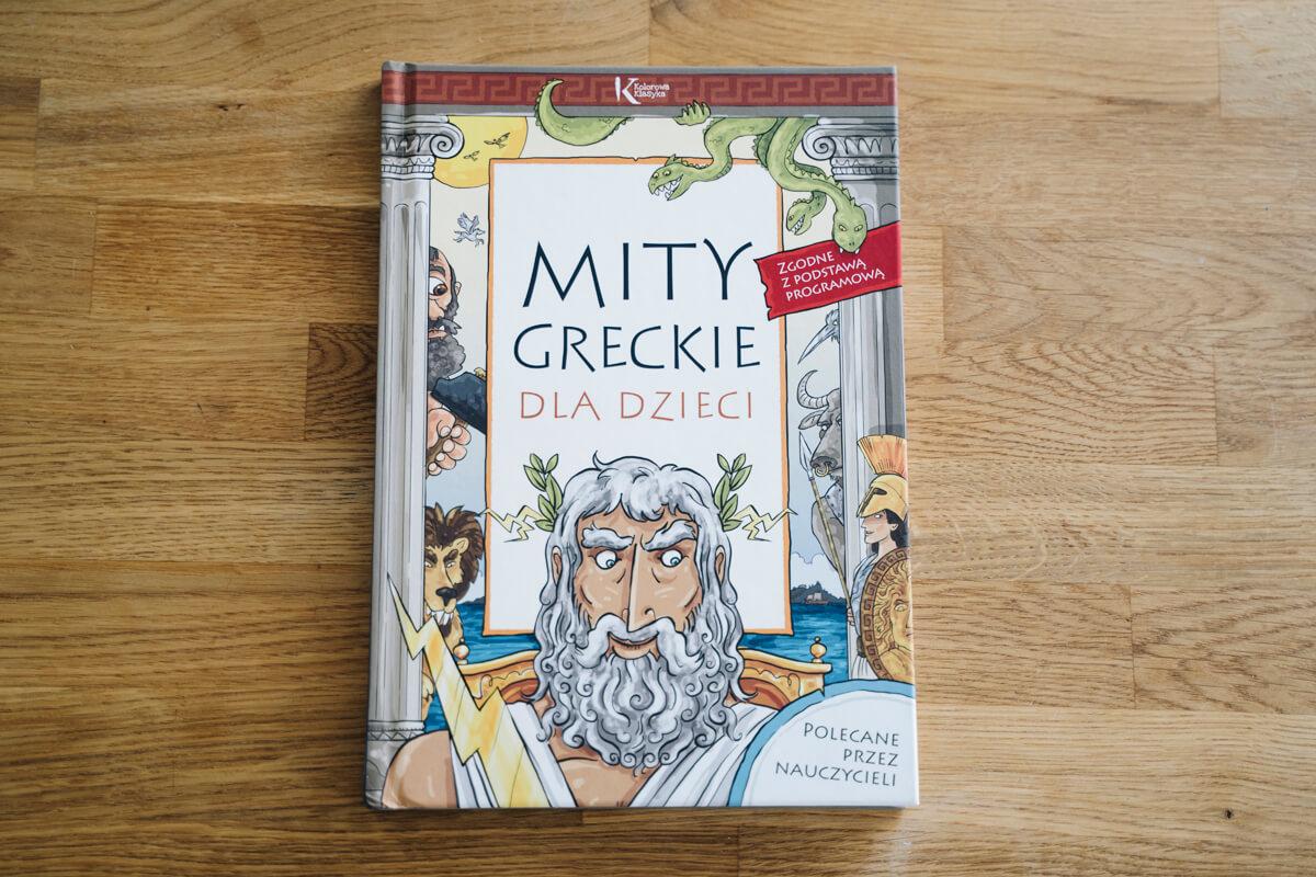 Mitologia dla dzieci