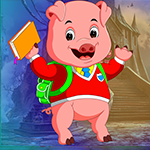 Games4king Student Pig Escape