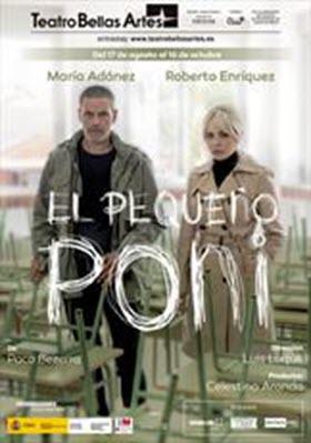 El pequeño poni, con María Adánez y Roberto Enríquez, en el Teatro Bellas Artes