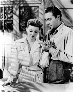 Now, Voyager - Bette Davis and Paul Henreid