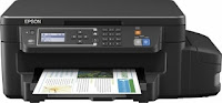 Epson EcoTank L605 Driver Download Windows, Mac, Linux
