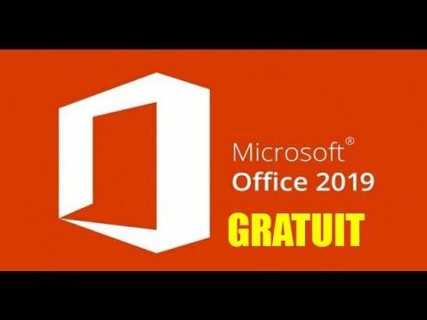 MICROSOFT OFFICE PRO PLUS 2019 (+Project Pro+Visio Pro) gratuit renouvelable à vie