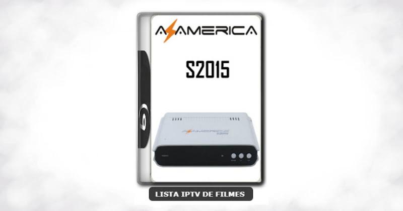 Azamerica S2015 Nova Atualização Melhorias no sistema IKS e SKS 63w V3.3.3