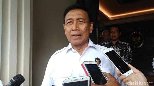 Wiranto: Peristiwa 411, 212, dan 22 Mei Bagian dari Ancaman Nasional