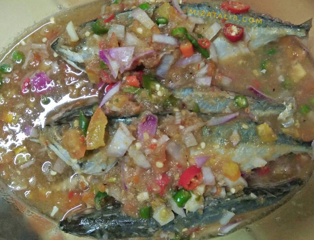 resepi ikan kembung air asam resep bunda erita Resepi Masak Asam Pedas Ikan Baung Enak dan Mudah