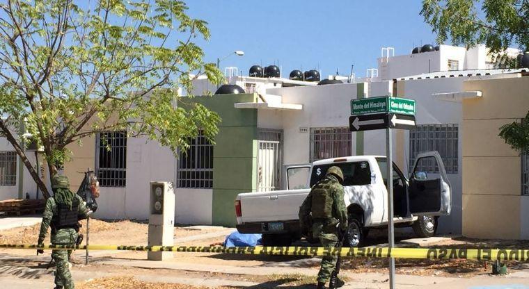 Acribillan a un hombre y dejan herida a una mujer en Culiacán