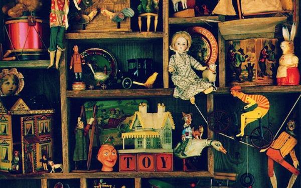 Χριστουγεννιάτικες ...αναμνήσεις - Vintage παιδικά παιχνίδια