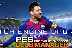 PES Club Manager 2.9.9 APK + Data Download For Adnroid