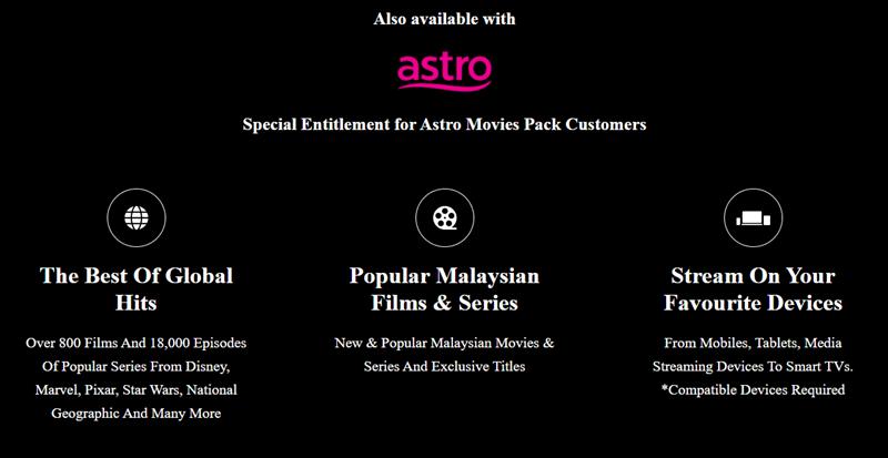 Disney+ Hostar di Malaysia Bermula 1 Jun Dengan Harga RM54.90 Untuk Langganan 3 Bulan