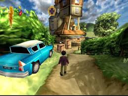 Download Harry Potter And The Chamber Of Secrets Games PSX For PC Full Version Gratis ZGASPC