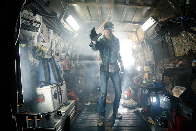 LOOK: READY PLAYER ONE Unveils Cool 80s Retro Poster