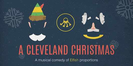 NOW PLAYING: 'A Cleveland Christmas' Decks the Vosh Halls With Musical Dinner Theatre Show