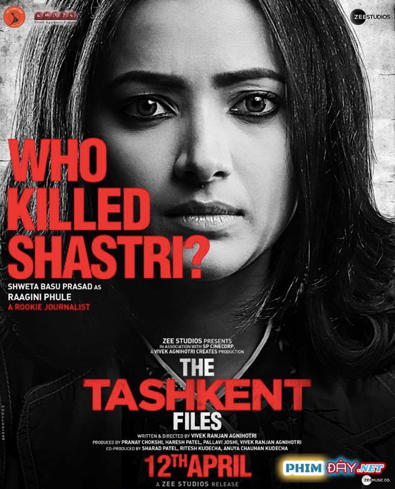 Bản Danh Sách Chết - The Tashkent Files (2019)