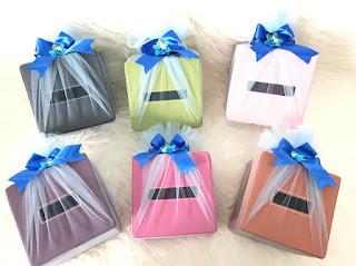 Contoh souvenir kotak tisu surabaya untuk souvenir pernikahan