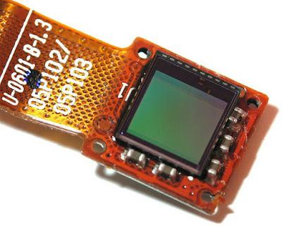 Sensor kamera hp