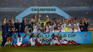 Inggris Juara Piala Dunia U-17