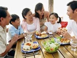 Chế độ ăn uống ở người cao tuổi