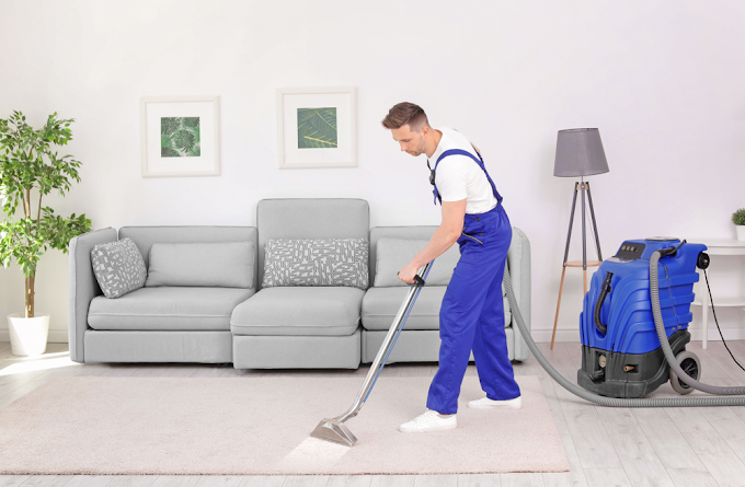 Does your carpet need improvement? Don't worry!
