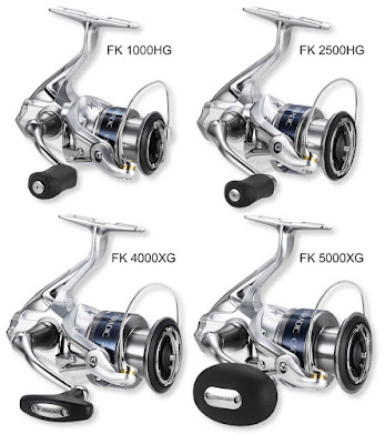Review Shimano Stradic FK Spinning Reel
