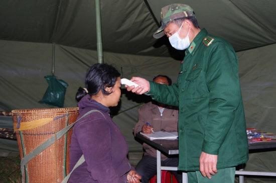 Quảng Nam đóng các cửa khẩu chính và phụ trên biên giới Việt – Lào