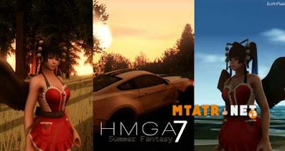 HMGA7 - Summer Fantasy RQ ReShade
