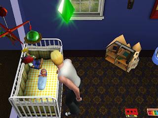 Cara Mendapatkan Anak Di Sims 2 PS2