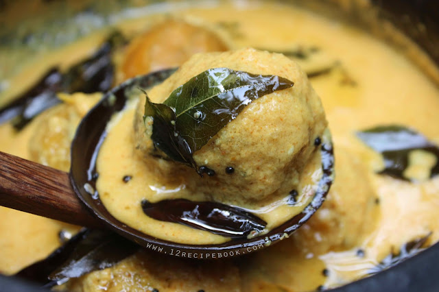 Mambazha Pulissery / Ripe Mango Curry