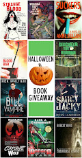 October 25th Halloween Book Giveaway!