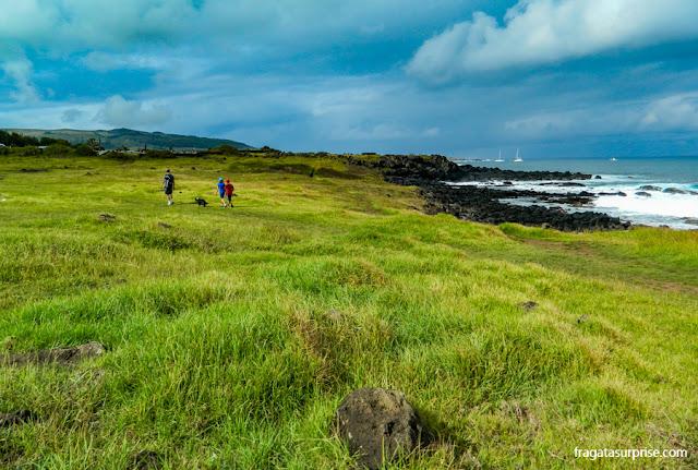 Clima na Ilha de Páscoa