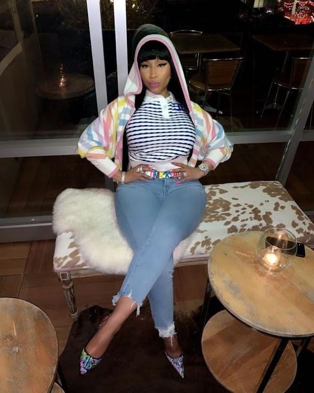 News: Nicki Minaj Retires, Returning as A Christian Rapper? @NICKIMINAJ
