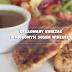 Grillowany kurczak z miodowym sosem winegret - przepis dietetyczny