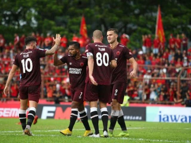 Permalukan Perseru Serui, PSM Makassar Lolos Ke Babak 8 Besar