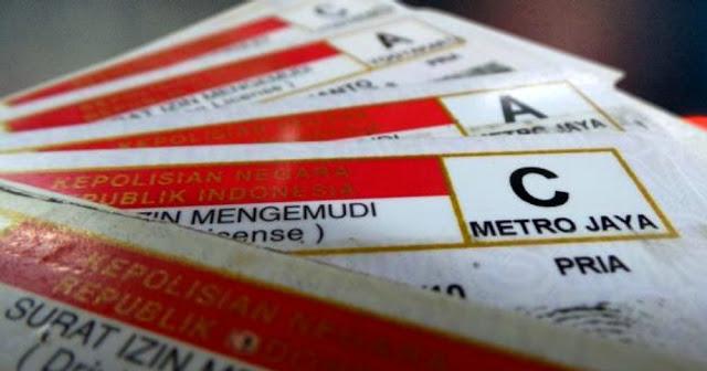 Mulai Saat ini, SIM akan Dicabut dan Nama Anda Diblokir Jika Lakukan Pelanggaran 3 Kali