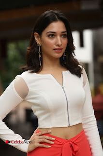 Actress Tamannaah Pictures at Abhinetri Movie Interview  0139.JPG
